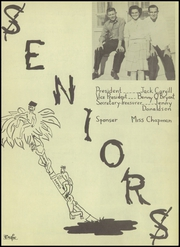 Page 15, 1945 Edition, Carlsbad High School - Echo Yearbook (Carlsbad, NM) online yearbook collection