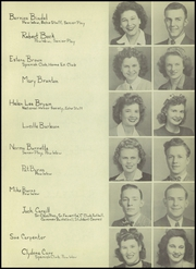 Page 17, 1945 Edition, Carlsbad High School - Echo Yearbook (Carlsbad, NM) online yearbook collection