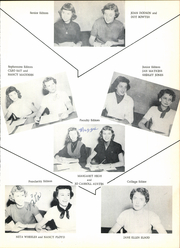 Page 9, 1954 Edition, Carlsbad High School - Echo Yearbook (Carlsbad, NM) online yearbook collection