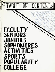 Page 9, 1956 Edition, Carlsbad High School - Echo Yearbook (Carlsbad, NM) online yearbook collection