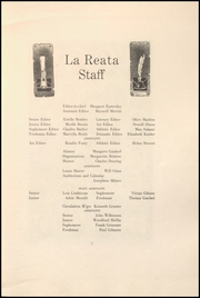 Page 11, 1921 Edition, Albuquerque High School - La Reata Yearbook (Albuquerque, NM) online yearbook collection