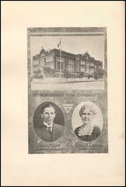 Page 8, 1921 Edition, Albuquerque High School - La Reata Yearbook (Albuquerque, NM) online yearbook collection
