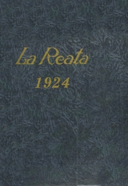 Page 1, 1924 Edition, Albuquerque High School - La Reata Yearbook (Albuquerque, NM) online yearbook collection