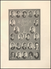 Page 9, 1924 Edition, Albuquerque High School - La Reata Yearbook (Albuquerque, NM) online yearbook collection