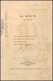 Page 7, 1929 Edition, Albuquerque High School - La Reata Yearbook (Albuquerque, NM) online yearbook collection