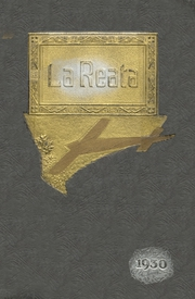 Albuquerque High School - La Reata Yearbook (Albuquerque, NM) online yearbook collection, 1930 Edition, Page 1