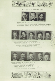 Page 13, 1934 Edition, Albuquerque High School - La Reata Yearbook (Albuquerque, NM) online yearbook collection