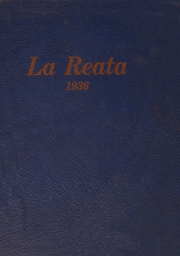 Albuquerque High School - La Reata Yearbook (Albuquerque, NM) online yearbook collection, 1936 Edition, Page 1