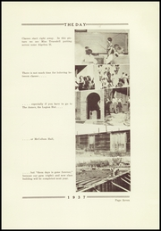 Page 11, 1937 Edition, Albuquerque High School - La Reata Yearbook (Albuquerque, NM) online yearbook collection