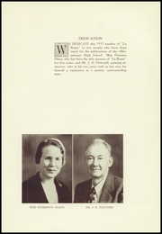 Page 7, 1937 Edition, Albuquerque High School - La Reata Yearbook (Albuquerque, NM) online yearbook collection