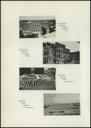Page 10, 1940 Edition, Albuquerque High School - La Reata Yearbook (Albuquerque, NM) online yearbook collection