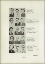 Page 16, 1940 Edition, Albuquerque High School - La Reata Yearbook (Albuquerque, NM) online yearbook collection