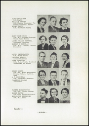 Page 17, 1940 Edition, Albuquerque High School - La Reata Yearbook (Albuquerque, NM) online yearbook collection