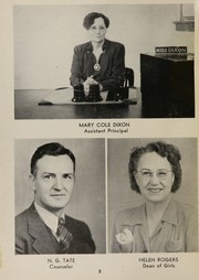 Page 12, 1948 Edition, Albuquerque High School - La Reata Yearbook (Albuquerque, NM) online yearbook collection