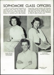 Page 14, 1954 Edition, Albuquerque High School - La Reata Yearbook (Albuquerque, NM) online yearbook collection