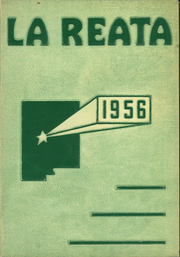 Albuquerque High School - La Reata Yearbook (Albuquerque, NM) online yearbook collection, 1956 Edition, Page 1