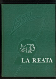 1959 Edition, Albuquerque High School - La Reata Yearbook (Albuquerque, NM)