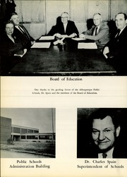 Page 16, 1959 Edition, Albuquerque High School - La Reata Yearbook (Albuquerque, NM) online yearbook collection