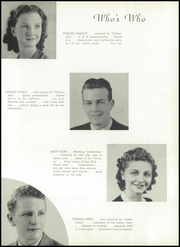 Page 15, 1941 Edition, Las Cruces High School - Crosses Yearbook (Las Cruces, NM) online yearbook collection