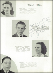 Page 17, 1941 Edition, Las Cruces High School - Crosses Yearbook (Las Cruces, NM) online yearbook collection