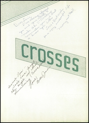 Page 7, 1941 Edition, Las Cruces High School - Crosses Yearbook (Las Cruces, NM) online yearbook collection