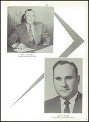 Page 11, 1959 Edition, Las Cruces High School - Crosses Yearbook (Las Cruces, NM) online yearbook collection