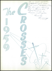 Page 6, 1959 Edition, Las Cruces High School - Crosses Yearbook (Las Cruces, NM) online yearbook collection