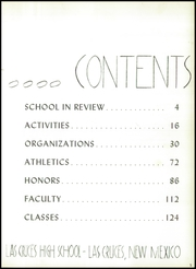 Page 7, 1959 Edition, Las Cruces High School - Crosses Yearbook (Las Cruces, NM) online yearbook collection