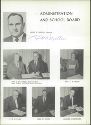 Page 11, 1960 Edition, Las Cruces High School - Crosses Yearbook (Las Cruces, NM) online yearbook collection