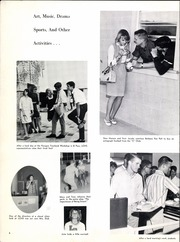 Page 10, 1966 Edition, Las Cruces High School - Crosses Yearbook (Las Cruces, NM) online yearbook collection