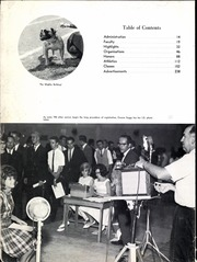 Page 6, 1966 Edition, Las Cruces High School - Crosses Yearbook (Las Cruces, NM) online yearbook collection