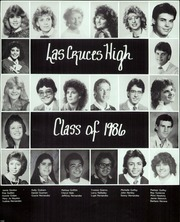 Page 136, 1986 Edition, Las Cruces High School - Crosses Yearbook (Las Cruces, NM) online yearbook collection