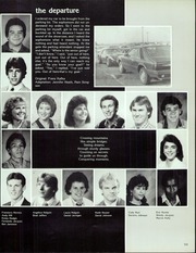 Page 137, 1986 Edition, Las Cruces High School - Crosses Yearbook (Las Cruces, NM) online yearbook collection