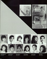 Page 142, 1986 Edition, Las Cruces High School - Crosses Yearbook (Las Cruces, NM) online yearbook collection