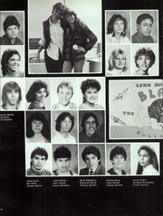 Page 146, 1986 Edition, Las Cruces High School - Crosses Yearbook (Las Cruces, NM) online yearbook collection