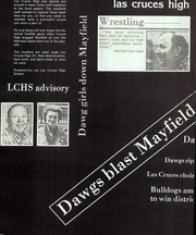 Page 154, 1986 Edition, Las Cruces High School - Crosses Yearbook (Las Cruces, NM) online yearbook collection