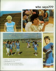 Page 20, 1986 Edition, Las Cruces High School - Crosses Yearbook (Las Cruces, NM) online yearbook collection