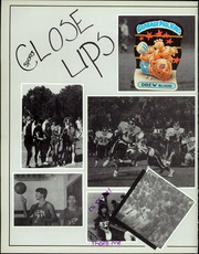 Page 22, 1986 Edition, Las Cruces High School - Crosses Yearbook (Las Cruces, NM) online yearbook collection