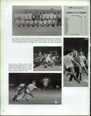 Page 28, 1986 Edition, Las Cruces High School - Crosses Yearbook (Las Cruces, NM) online yearbook collection