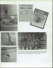 Page 59, 1986 Edition, Las Cruces High School - Crosses Yearbook (Las Cruces, NM) online yearbook collection