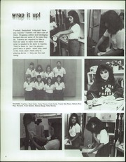 Page 66, 1986 Edition, Las Cruces High School - Crosses Yearbook (Las Cruces, NM) online yearbook collection