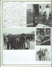 Page 68, 1986 Edition, Las Cruces High School - Crosses Yearbook (Las Cruces, NM) online yearbook collection