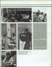 Page 71, 1986 Edition, Las Cruces High School - Crosses Yearbook (Las Cruces, NM) online yearbook collection