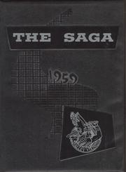 Valley High School - Saga Yearbook (Albuquerque, NM) online yearbook collection, 1959 Edition, Page 1