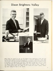 Page 11, 1964 Edition, Valley High School - Saga Yearbook (Albuquerque, NM) online yearbook collection
