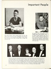 Page 12, 1964 Edition, Valley High School - Saga Yearbook (Albuquerque, NM) online yearbook collection