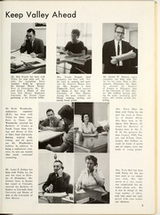 Page 13, 1964 Edition, Valley High School - Saga Yearbook (Albuquerque, NM) online yearbook collection