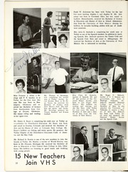 Page 14, 1964 Edition, Valley High School - Saga Yearbook (Albuquerque, NM) online yearbook collection