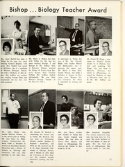 Page 15, 1964 Edition, Valley High School - Saga Yearbook (Albuquerque, NM) online yearbook collection
