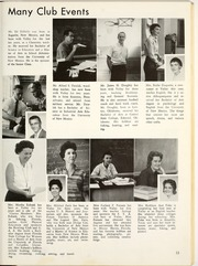 Page 17, 1964 Edition, Valley High School - Saga Yearbook (Albuquerque, NM) online yearbook collection